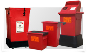 Snyder Industries All Medical Waste Products